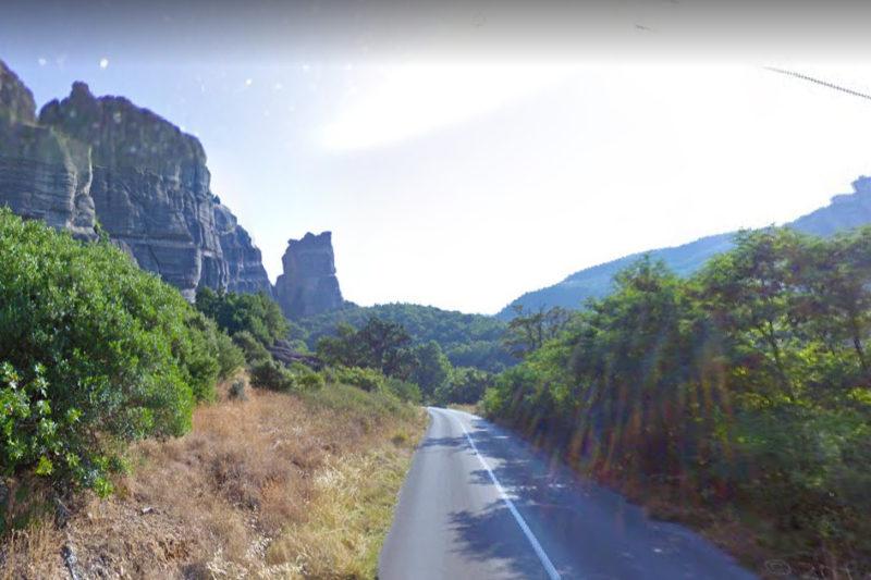 Capture écran issue de Google Earth